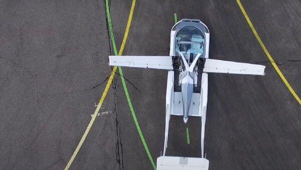 AirCar, el nuevo auto volador de Klein Vision - Sputnik Mundo