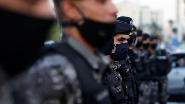 La Policía francesa (imagen referencial) - Sputnik Mundo