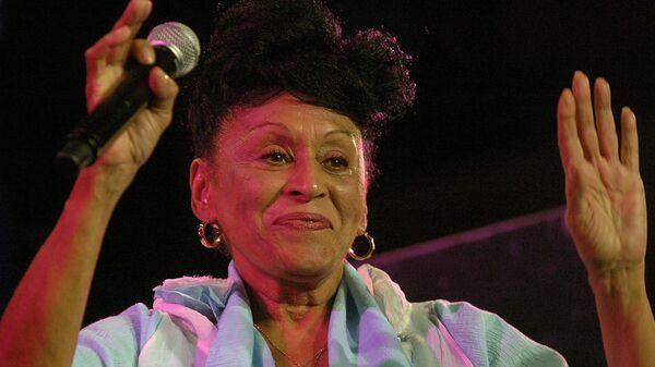 Omara Portuondo, cantante cubana - Sputnik Mundo