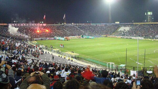 Estadio Monumental en Santiago, Chile - Sputnik Mundo