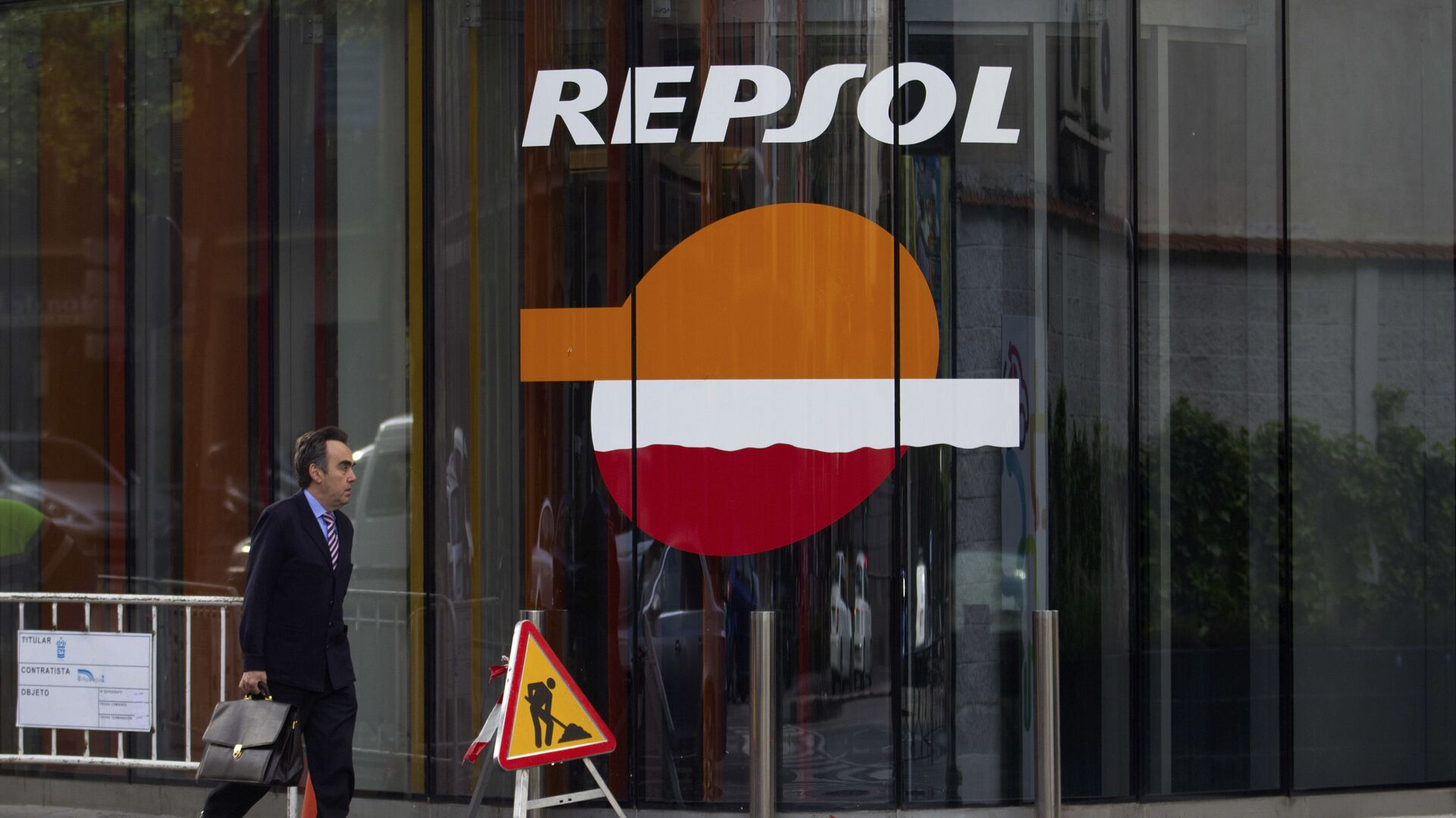 Logo de Repsol - Sputnik Mundo, 1920, 15.04.2021