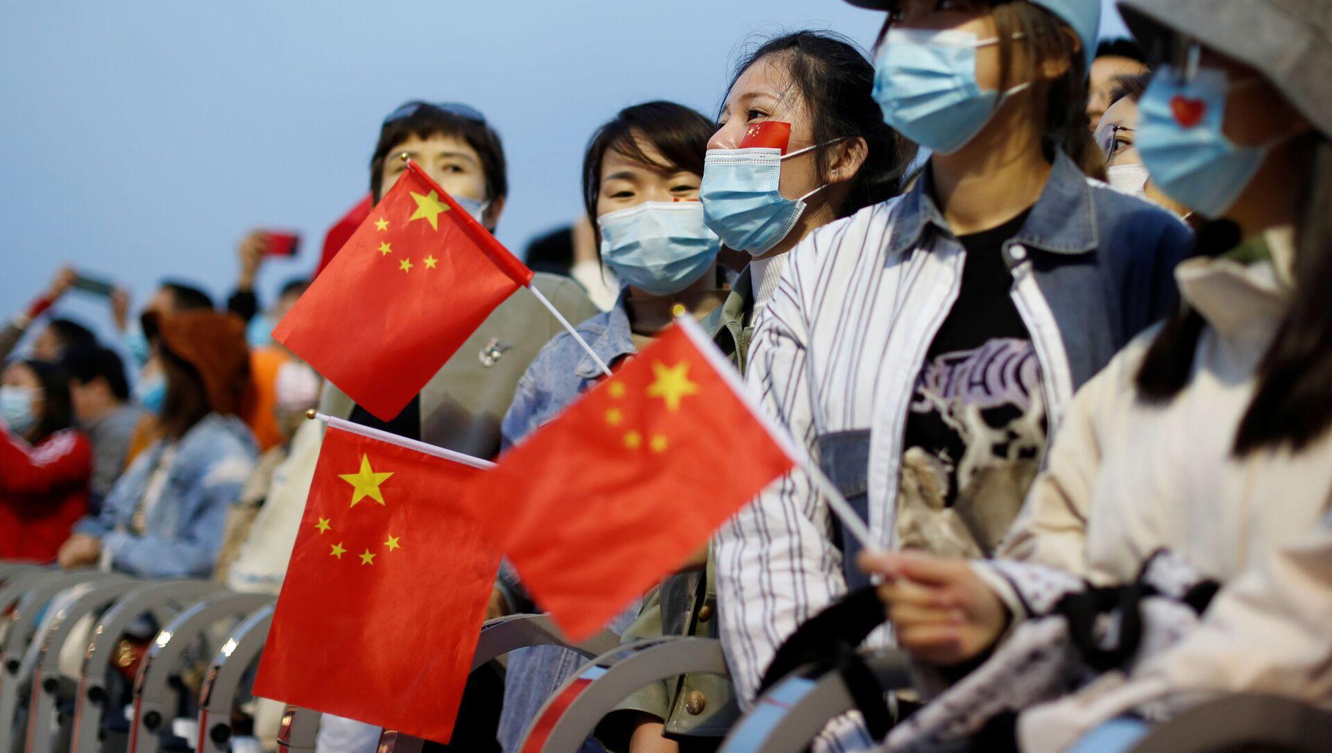 Celebración del 71 aniversario de la fundación de la República Popular China - Sputnik Mundo, 1920, 30.10.2020