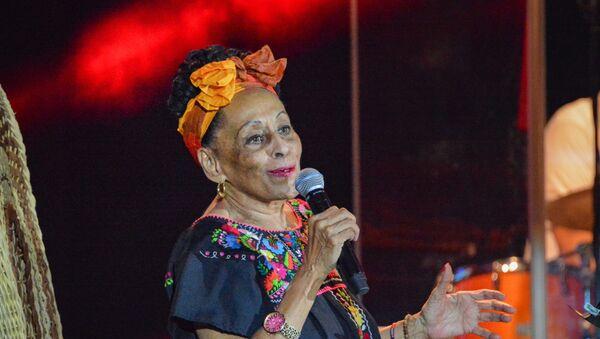 Omara Portuondo  - Sputnik Mundo