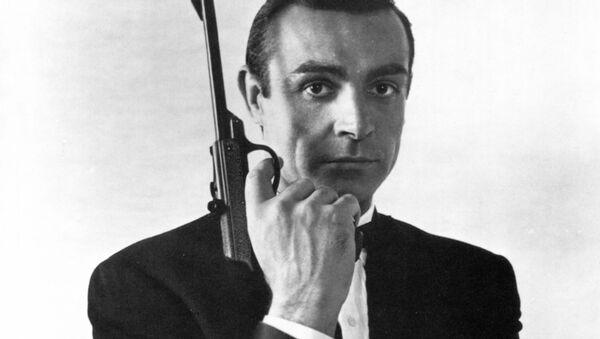 Sean Connery, actor británico (archivo) - Sputnik Mundo