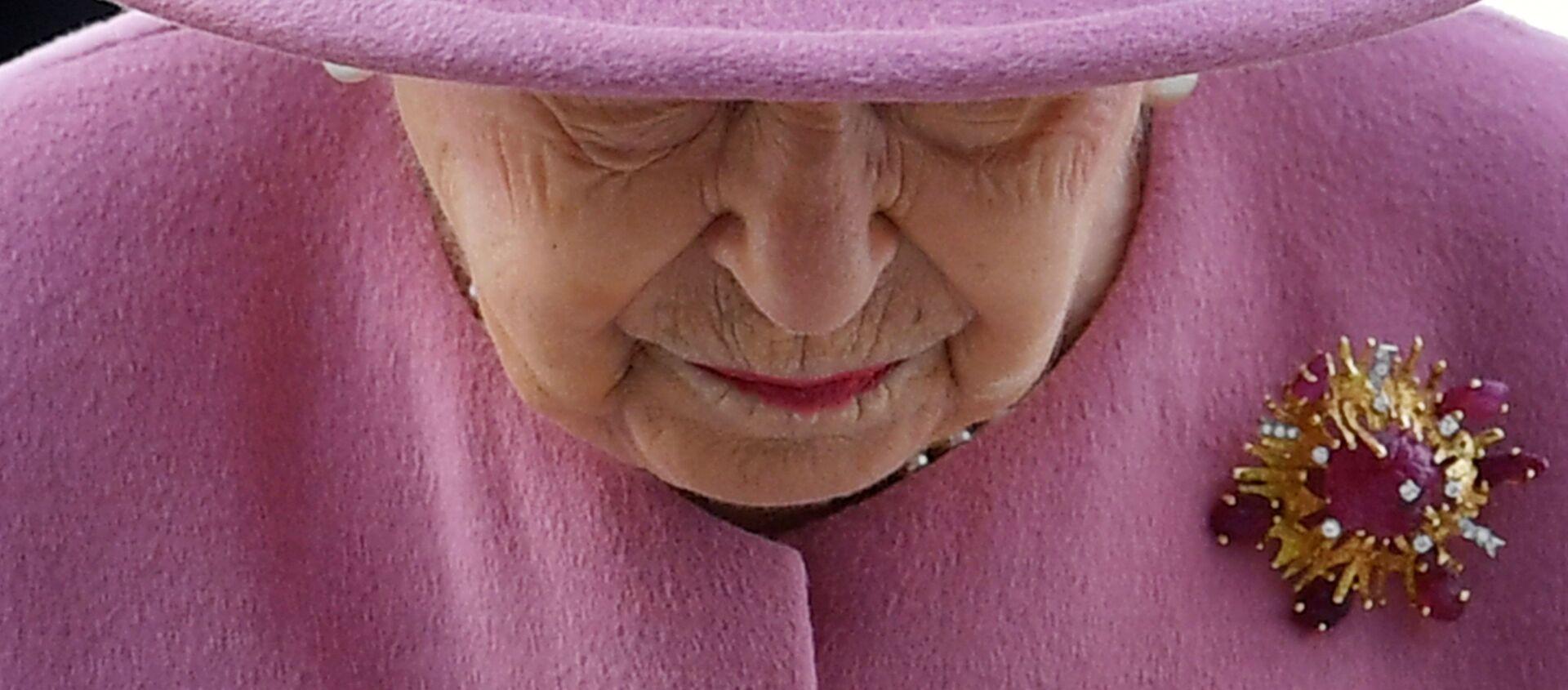 La reina británica Isabel II - Sputnik Mundo, 1920, 31.10.2020