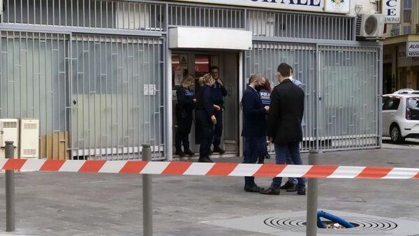 Estación de Policía en Niza - Sputnik Mundo