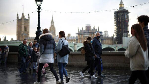 Coronavirus en Reino Unido - Sputnik Mundo