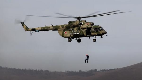 Los ejercicios militares conjuntos de Rusia y Mongolia  - Sputnik Mundo