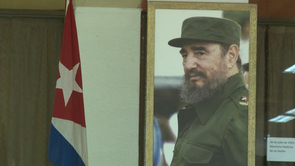 Líder de la Revolución, Fidel Castro, impulsor del desarrollo de la industria biofarmacéutica en Cuba - Sputnik Mundo