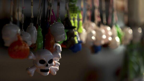 México el día de Muertos - Sputnik Mundo
