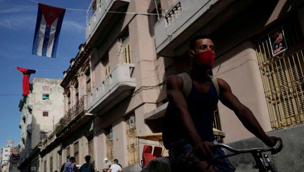 Pandemia de COVID-19 en Cuba - Sputnik Mundo