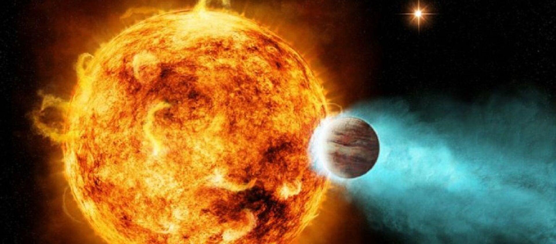 Planeta y sol - Sputnik Mundo, 1920, 03.11.2020