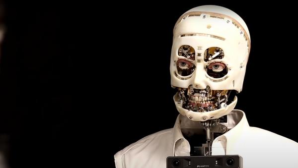 El nuevo robot de Disney - Sputnik Mundo