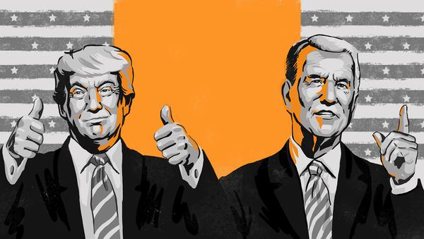 Trump o Biden: estos son los votos por estado en las elecciones presidenciales - Sputnik Mundo