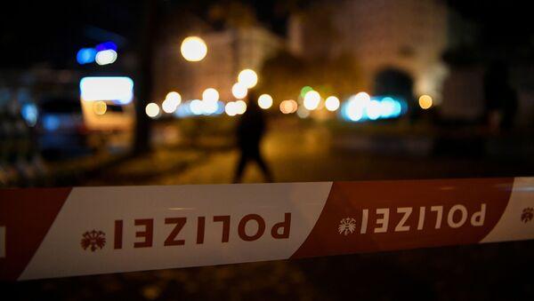 Situación en Viena tras el atentado - Sputnik Mundo