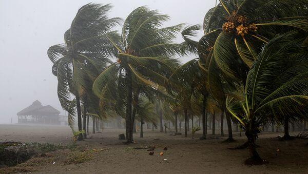 El huracán Eta - Sputnik Mundo