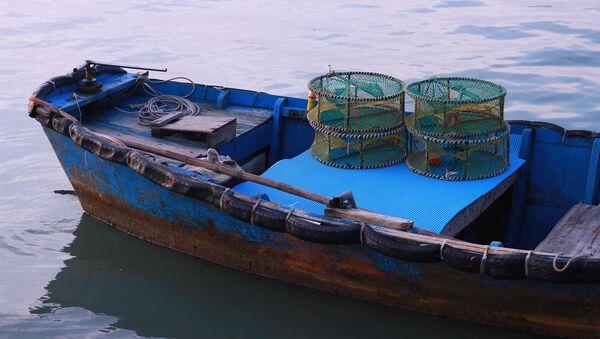 Bote de pesca - Sputnik Mundo