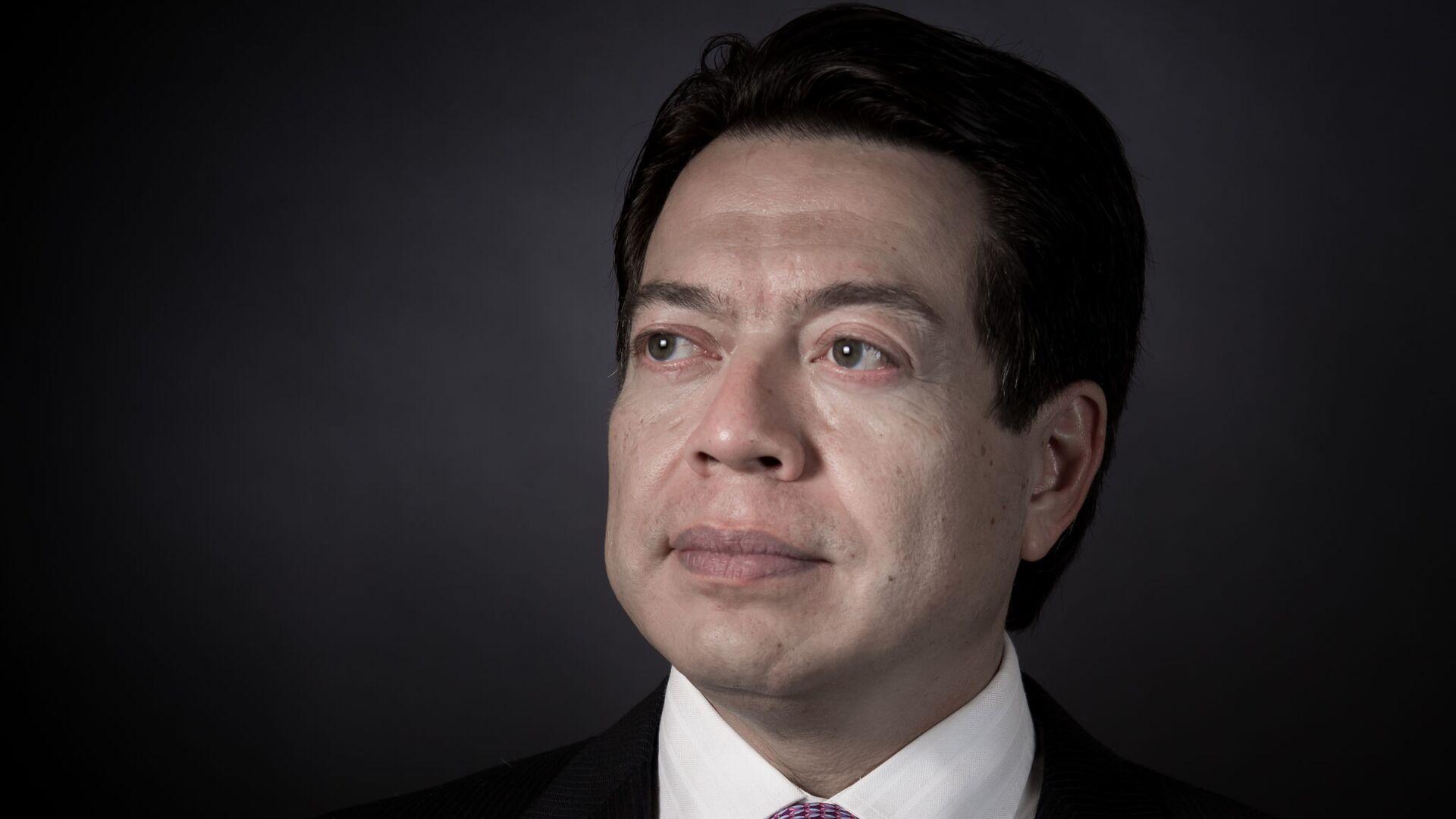 Mario Delgado, diputado de Morena - Sputnik Mundo, 1920, 04.11.2020