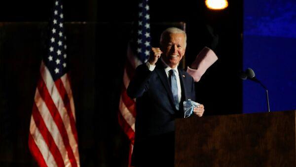 Joe Biden, el candidato demócrata - Sputnik Mundo