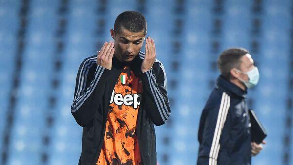 Cristiano Ronaldo futbolista de Juventus - Sputnik Mundo