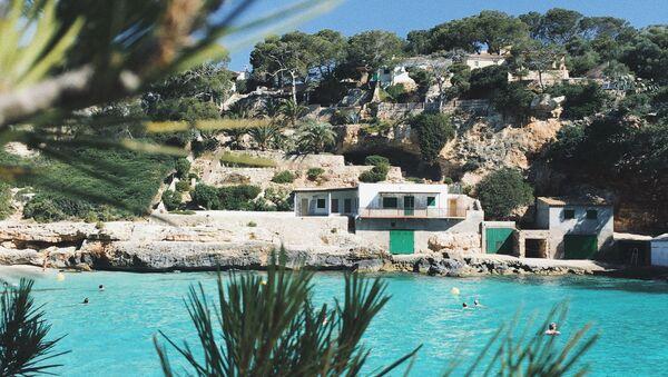 Un hotel en Mallorca, España - Sputnik Mundo
