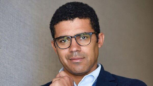 Sindika Dokolo, el empresario congolés, esposo de la mujer más rica de África, Isabel dos Santos - Sputnik Mundo