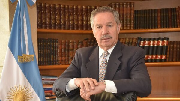 Felipe Solá, el ministro argentino de Relaciones Exteriores - Sputnik Mundo