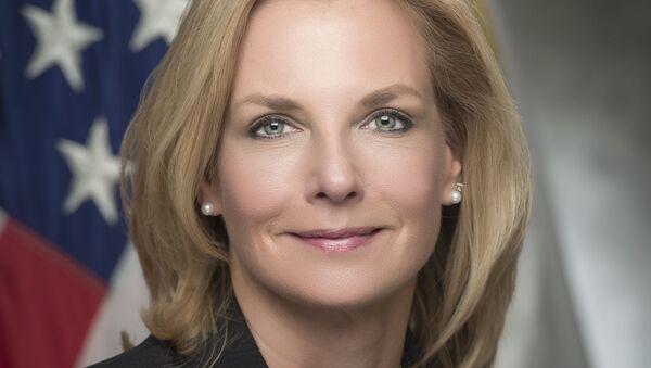 Lisa Gordon-Hagerty, directora de la Administración Nacional de Seguridad Nuclear de EEUU - Sputnik Mundo
