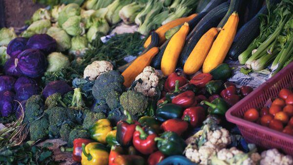 Alimentos saludables - Sputnik Mundo
