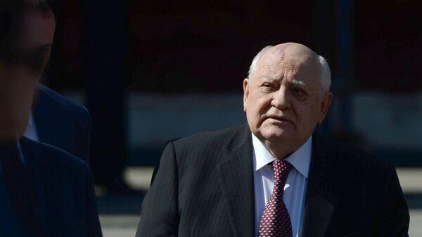 Mijaíl Gorbachov, expresidente de la Unión Soviética - Sputnik Mundo