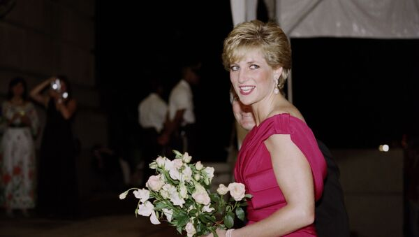 Lady Diana, la princesa de Gales - Sputnik Mundo