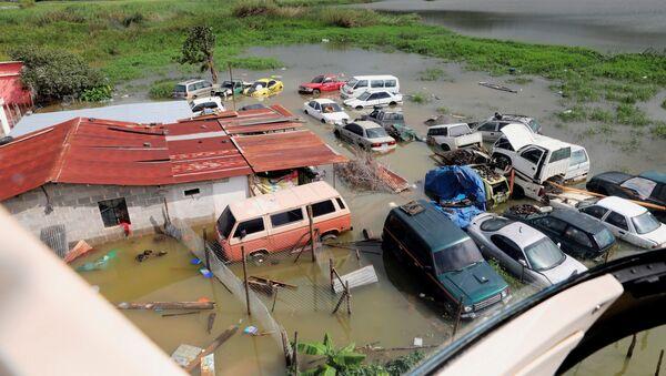 Consecuencias de las lluvias de Eta en Guatemala - Sputnik Mundo