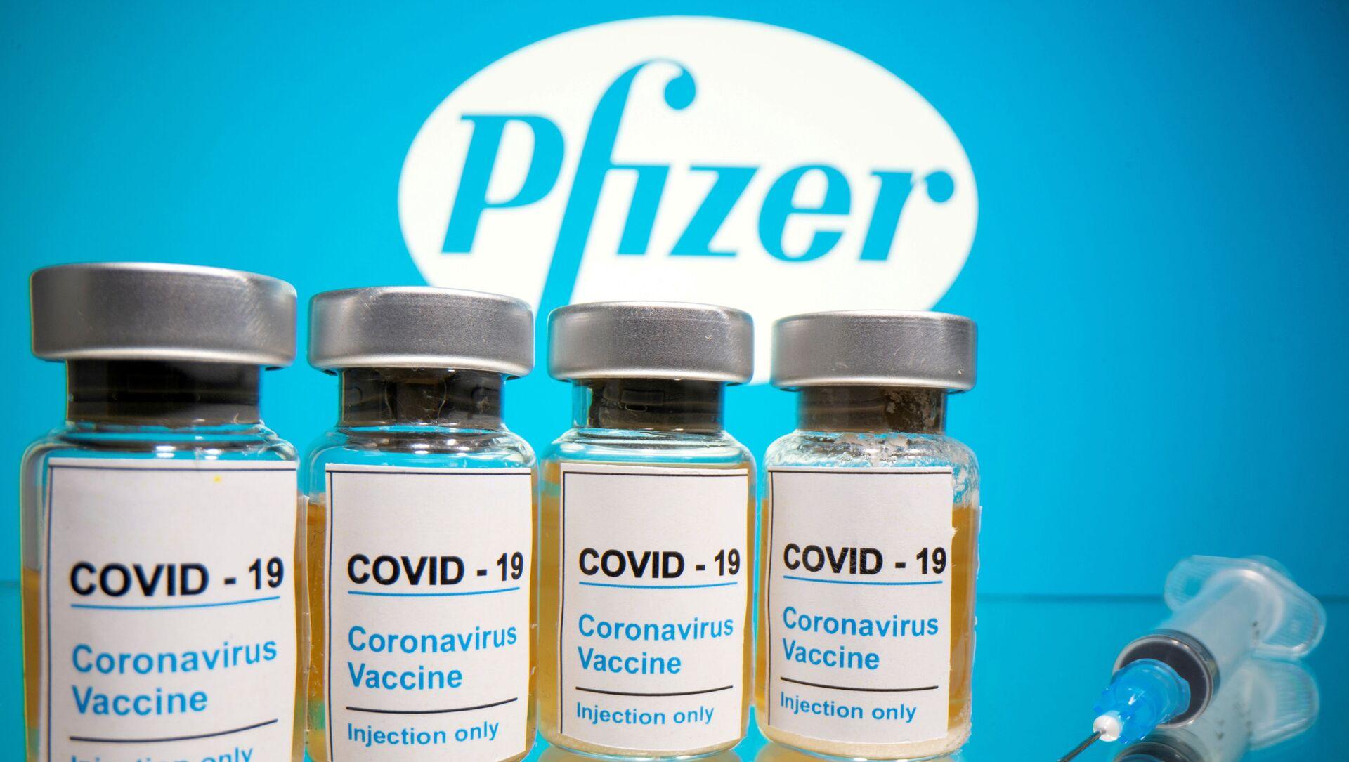 Vacuna contra coronavirus de Pfizer - Sputnik Mundo, 1920, 18.11.2020