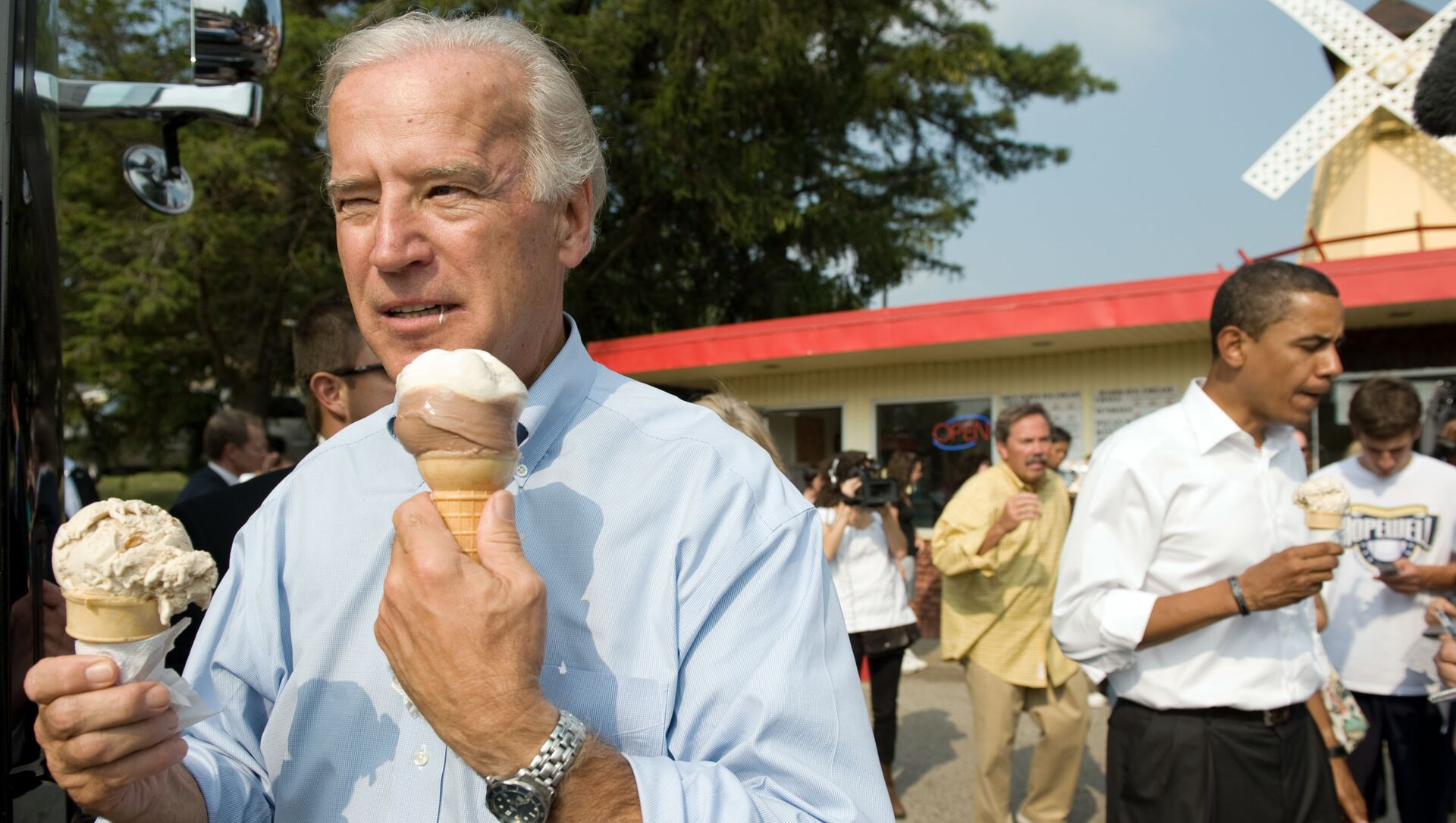 Joe Biden, candidato a la presidencia de EEUU - Sputnik Mundo, 1920, 11.11.2020