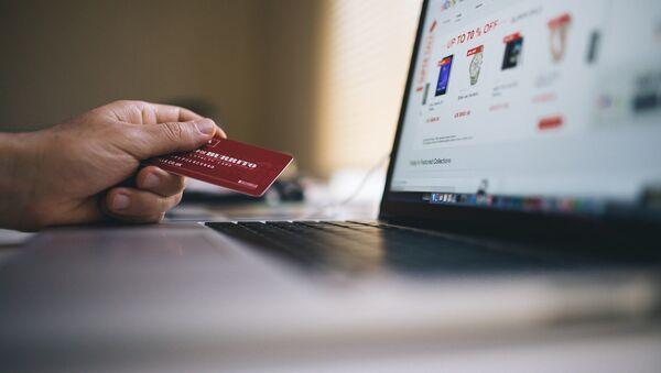 Imagen referencial de E-commerce - Sputnik Mundo