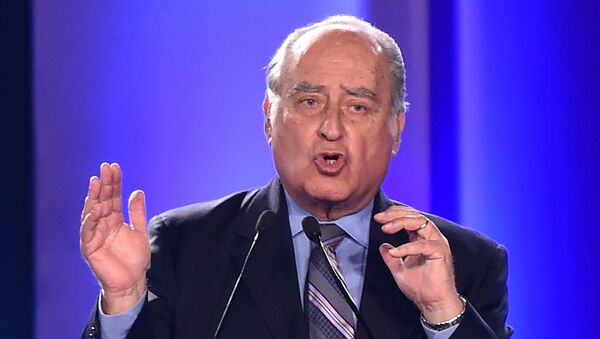 Ántero Flores-Aráoz, excongresista, abogado y nuevo primer ministro de Perú - Sputnik Mundo