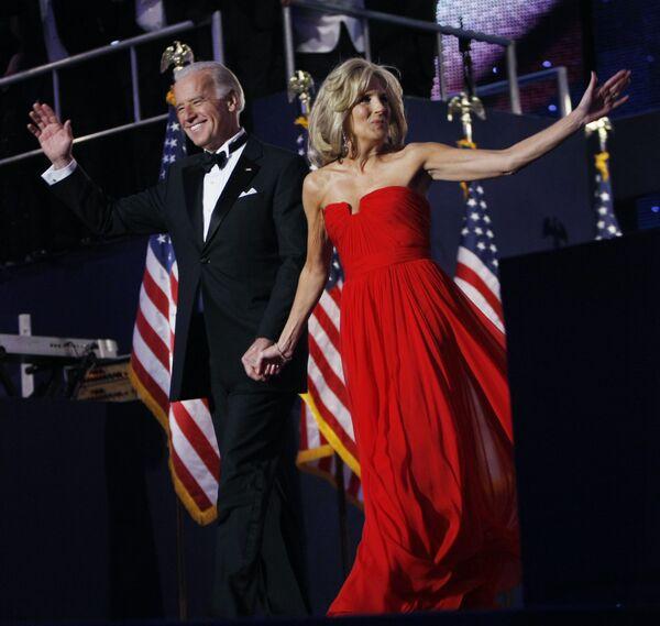 Conoce a Jill Biden, una mujer fuerte a un paso de convertirse en la primera dama de EEUU - Sputnik Mundo