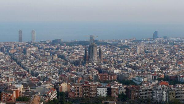 Centro de Barcelona - Sputnik Mundo