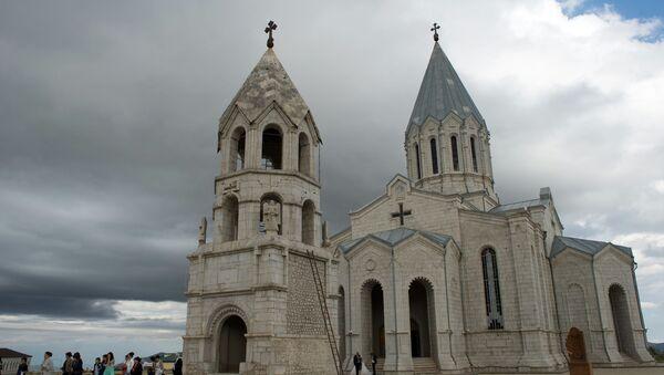 El patrimonio cultural e histórico de Nagorno Karabaj - Sputnik Mundo
