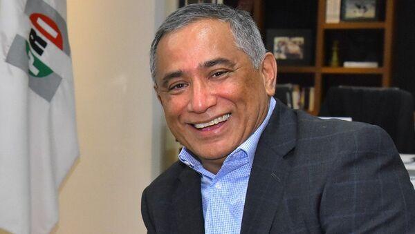 Јuаn Аntоnіо Вrісеñо, nuevo primer ministro de Belice - Sputnik Mundo