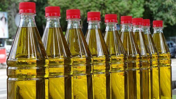 Producción de aceite de oliva (referencial) - Sputnik Mundo