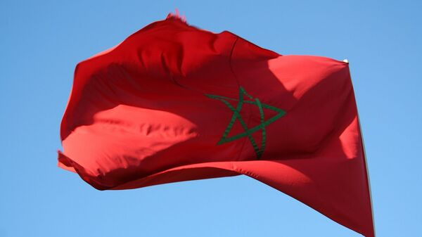 Bandera de Marruecos - Sputnik Mundo