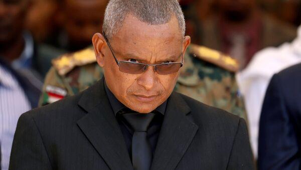 Debretsion Gebremichael, el presidente de Tigray - Sputnik Mundo