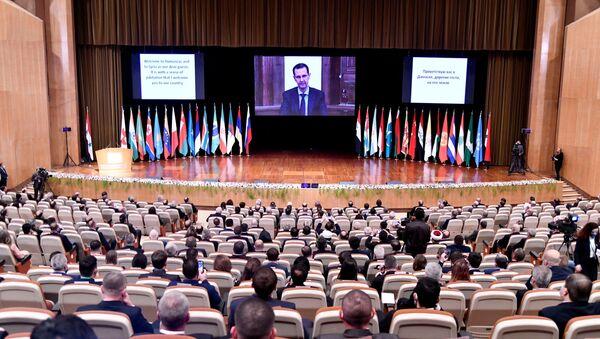 La conferencia internacional sobre el retorno de los refugiados, celebrada en Damasco - Sputnik Mundo