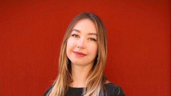 La escritora Margaryta Yakovenko - Sputnik Mundo