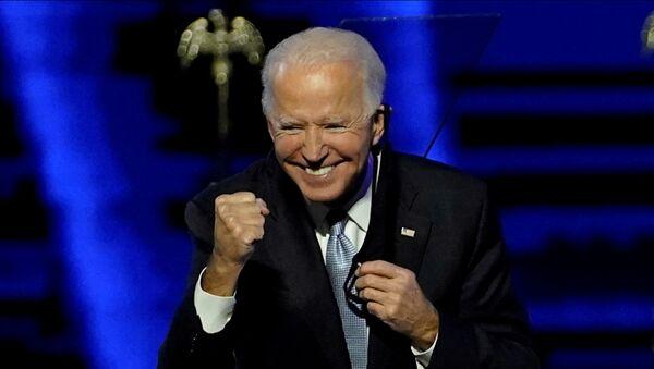 Joe Biden, candidato al presidente de EEUU - Sputnik Mundo