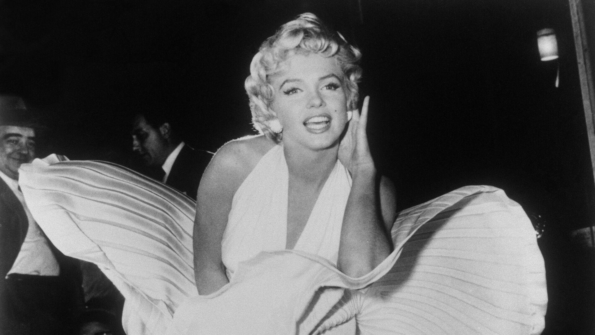 Marilyn Monroe, actriz estadounidense - Sputnik Mundo, 1920, 05.05.2021