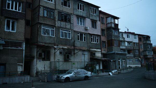 Consecuencias del conflicto armado en Nagorno Karabaj - Sputnik Mundo