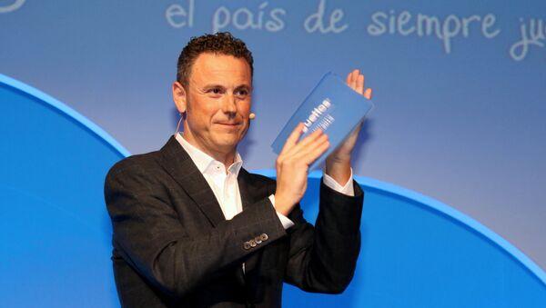 José Luis Cantero - Sputnik Mundo