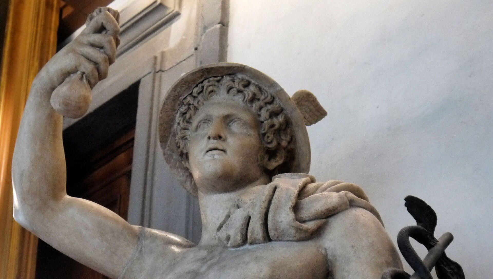 El dios de la mitología griega Hermes - Sputnik Mundo, 1920, 16.11.2020